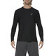 asics LS Top Men Performance Black